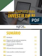 Guia Completo Para Investir Em BI