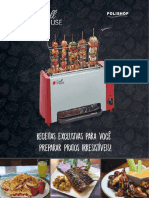 Product Grill House Receitas