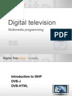 Digital Television Multimedia Programming