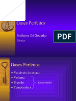 Química PPT - Gases Perfeitos