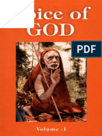 Voice of God Volume 1 - Kanchi Paramacharya 2009 (ST)