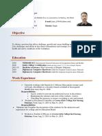 CV Formeat.docx