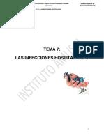 Tema 7. Infecciones