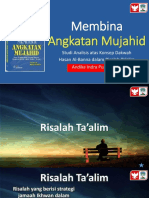 Membina Angkatan Mujahid