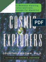 Courtney Brown - Cosmic Explorers