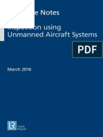 Guidance Notes for Unmanned Aircraft Systems