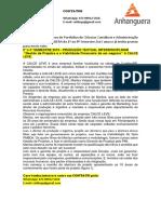 """2° e 3° SEMESTRE 2019 - PRODUÇÃO TEXTUAL INTERDISCIPLINAR""""Gestão de Projetos e a Viabilidade Financeira de um negócio"""" A CALCE LEVE"""