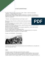 Réminiscences phéniciennes dans la péninsule ibérique