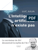 L'Intelligence Artificielle n'Existe Pas - Luc Julia