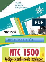 NTC 1500  EXPOSICIONES .