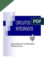 Aula Eletronica Digital - Capítulo 1.2_Circuitos Integrados