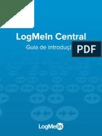 LogMeIn Central. Guia de Introduçăo - PDF