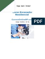 Curso Encanador Residencial Sp 30852