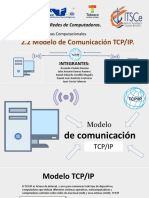 Modelo de Comunicacion TCP Y IP