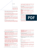 Exercícios de Revisão Fungos Respostas