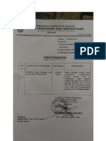 Surat Edaran Sertifikasi Penyuluh Anti Korupsi 2019