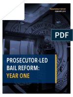 Prosecutor-Led Bail Reform