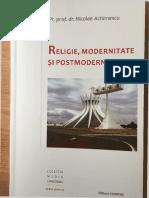 Pr. N. Achimescu, Religie,  modernitate, postmodernitate.pdf