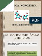 Química RG PPT - Substancias Puras e Misturas