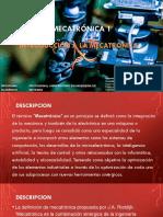 Mecatrónica 1 Presentacion Primera Clase