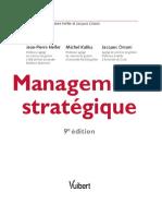Management stratégique - Tout le cours + des mini-cas.pdf