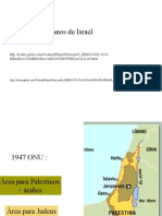 Geografia PPT - 60 anos de Israel