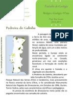 Geomonumentos - Pedreira Do Galinha - G3T1 .