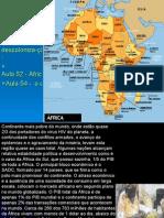 Geografia PPT - África I