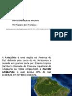 Geografia PPT - Amazônia