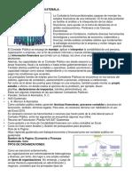 Contaduria Publica en Guatemala