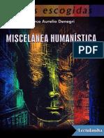 Miscelanea humanistica - Marco Aurelio Denegri.pdf