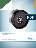 DataSheet SRM50-HAA0-K22 1037064 Es