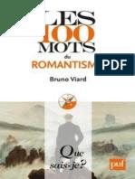 Viard, B (2010)_Les 100 mots du romantisme.epub
