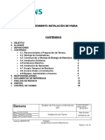 SPIR460V01.601 RCC Procedimiento Instalacion de Faena.