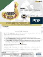 AlfaCon Simulados Carreiras Policiais Simulado 01-07-2018 Normal Agente