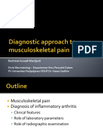 15. Diagnostic Approach to Musculoskeletal Pain