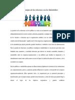 Gestión Estratégica de Las Relaciones Con Los Stakeholders