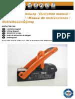 Alfra Manuals 3510