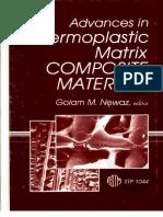 Astm - Advances in Thermoplastic Matrix Composite Materials