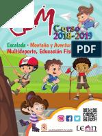 Folleto EDM 2019