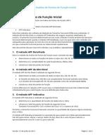 NESMA - Análise de Pontos de Função Inicial