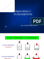 Principios hidráulicos