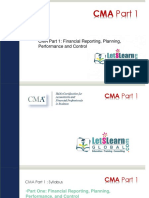 FINANCIAL STATEMENT [ CMA] - By CMA Srinivas Reddy [ LETSLEARN GLOBAL ]