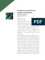Ecologayconservacindebosquesneotropicales