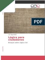 Vega Reñon Luis - Logica Para Ciudadanos