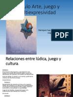 Módulo Arte, Juego y Multiexpresividad