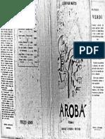 Sarobá - Lobivar Matos