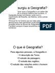 Geografia PPT - Geografia Conceitos