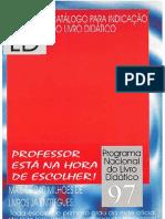 PNLD 1997 - Catlogo Para Indicao Do Livro Didtico (1)
