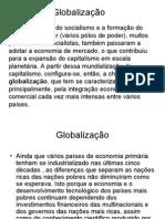 Geografia PPT - Globalização III